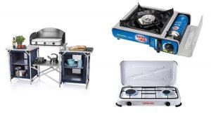 bateria cocina camping - La mejor lista para comprar en Internet