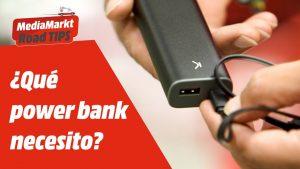 bateria externa portatil media markt - Los 10 mejores