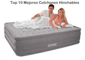 colchones inflables baratos - El TOP 10