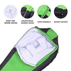 comprar saco de dormir - Lista de los 10 más vendidos