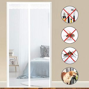 cortina mosquitera magnetica - El TOP 10