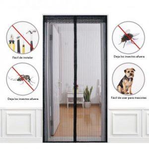 cortina mosquitera puerta - Catálogo de el TOP 10