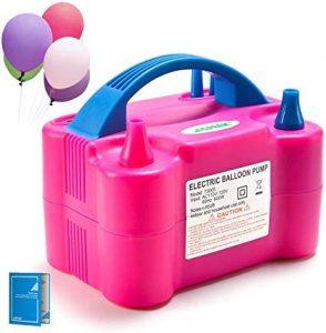 Los 10 más vendidos inflador globos