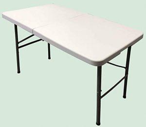 Los 10 más vendidos mesa de resina plegable