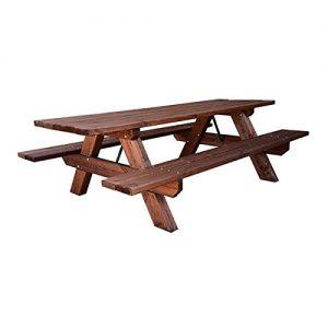 Los 10 mejores mesa picnic madera