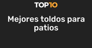 manivela para toldo - Selección de los 10 mejores