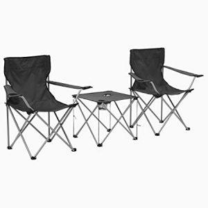 mesa con sillas camping - El TOP 10
