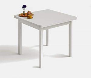 mesa cuadrada blanca - Lista de los 10 más vendidos