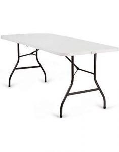 mesa de plastico plegable - La mejor sección para comprar online