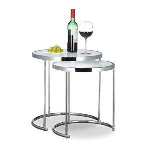 mesas plateadas - Reviews para comprar