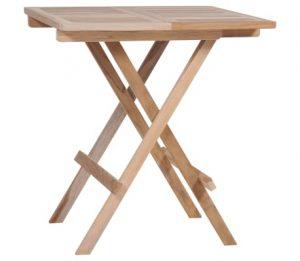 mesas plegables de madera - La mejor recopilación para comprar Online