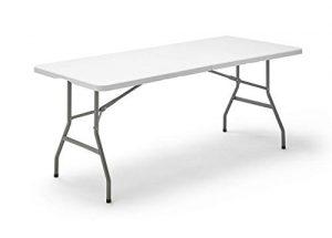 Selección de mesa rectangular plegable para comprar Online - Los 10 más vendidos